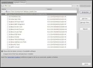 Instalação do JBoss Tools 3